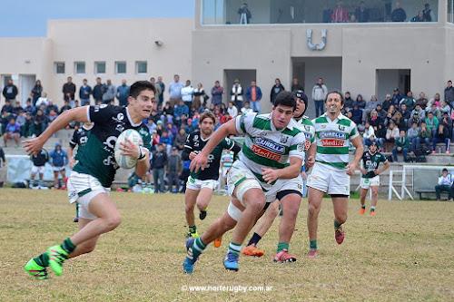 Tucumán Rugby se volvió a subir a la cima del Regional