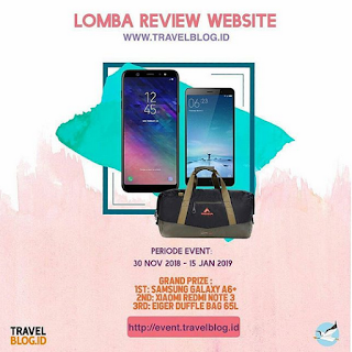 Lomba Review Website
