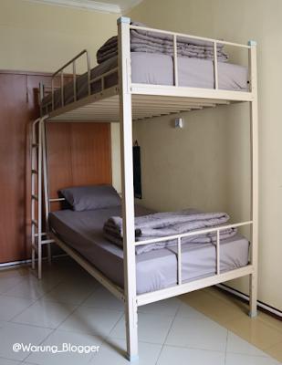 Musyawarah Besar Komunitas Warung Blogger Berbalut Staycation di Maharani Guesthouse, Tebet