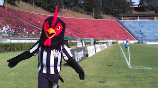 Mascote do Tupi Foot Ball Club