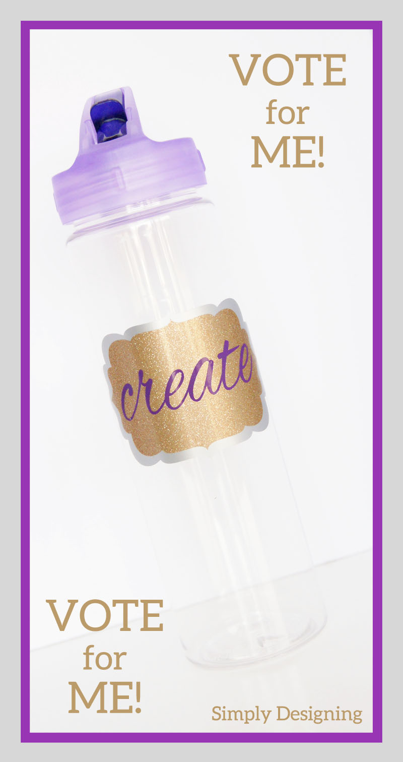 water+bottle+design+simply+designing+vote+for+me $50 GIVEAWAY + Vote For Your Favorite Design from your Favorite Bloggers 5