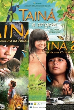 Tainá - Todos os Filmes Filmes Torrent Download capa