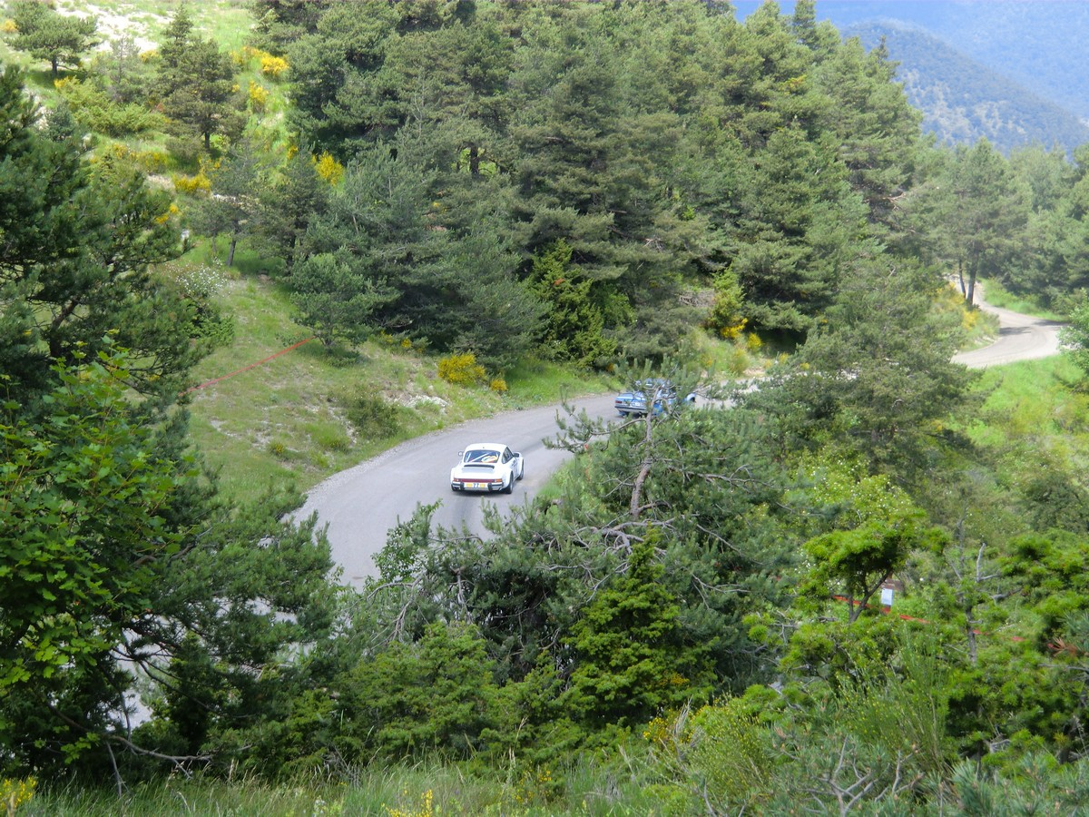 Rally on Col de l'Ablé