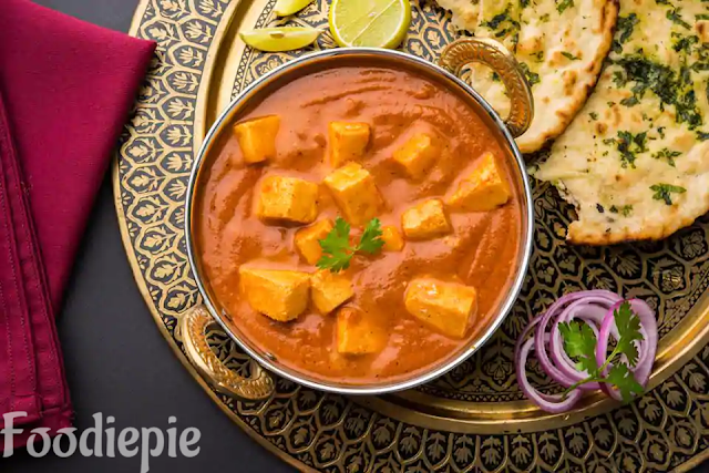 Restaurant Style Paneer Butter Masala Recipe at Home