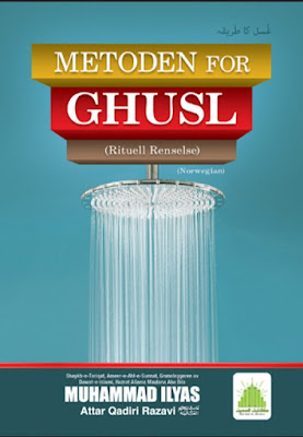 Download: Metoden for Ghusl in Norwegian by Maulana Ilyas Attar Qadrii