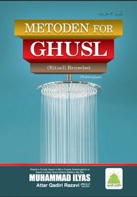 Download: Metoden for Ghusl in Norwegian by Maulana Ilyas Attar Qadrii