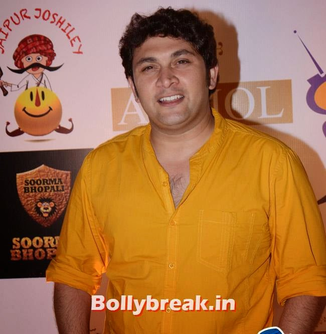 Rajesh Kumar, Box Cricket League Success Party - Tv Babes as Guests