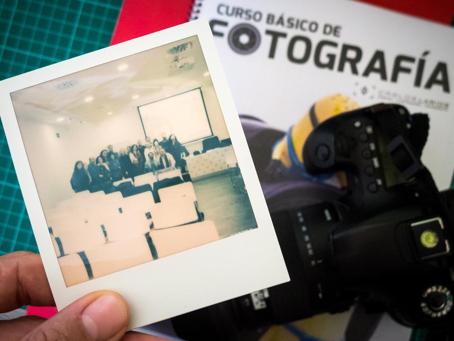 1er Curso Básico de Fotografía - Ceuta enero de 2015