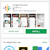Google Launches It's Podcasts App for Android Users.