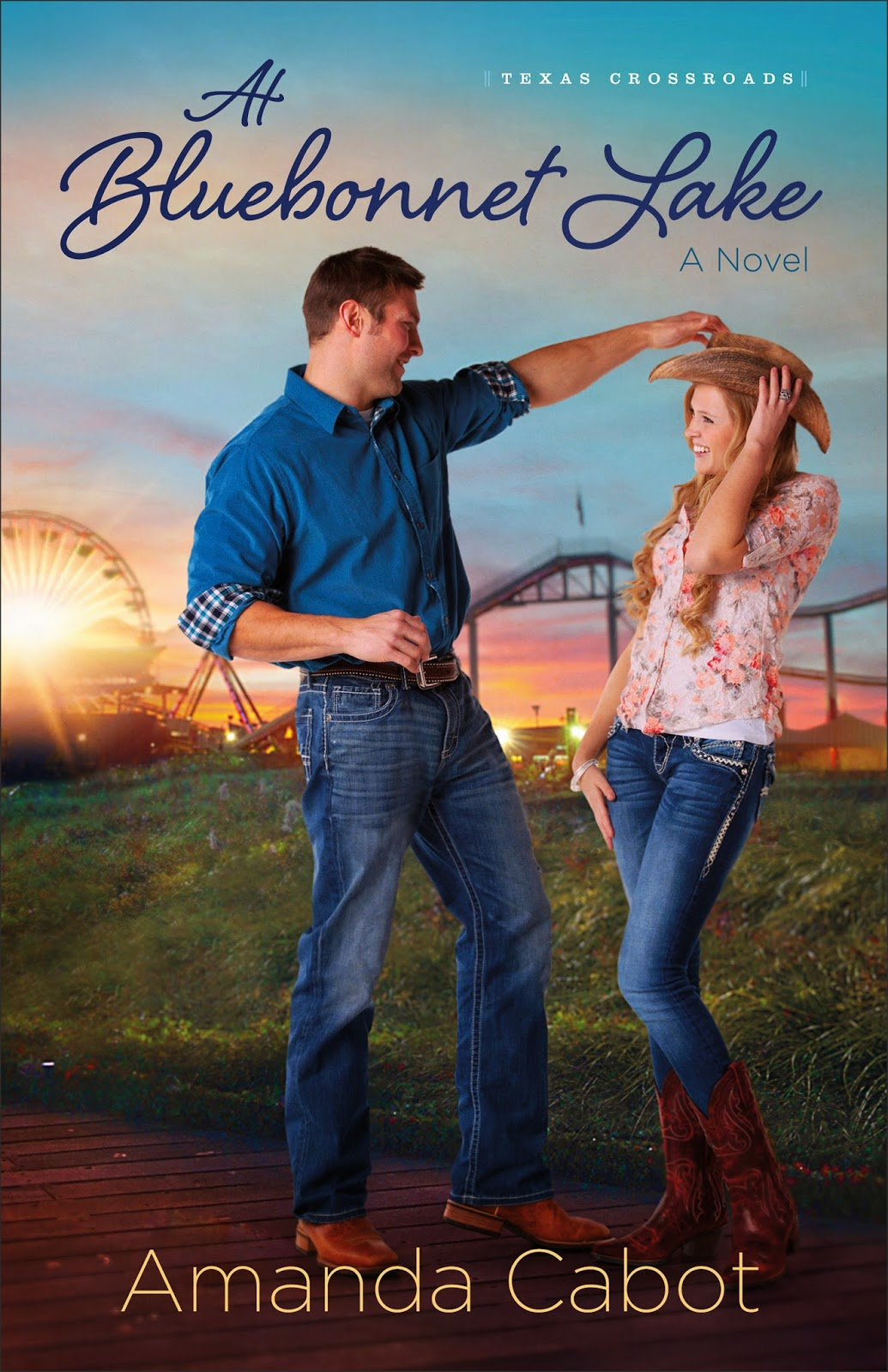 Review - A Bluebonnet Lake