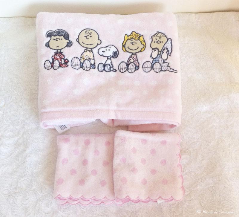 toallas y paños de zara home
