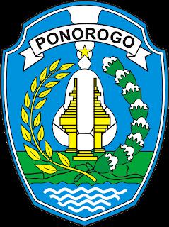 Logo kabupaten ponorogo