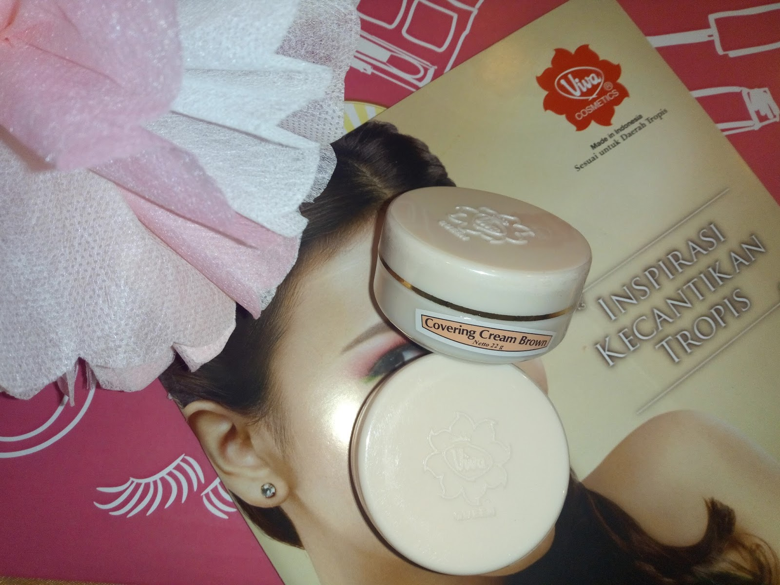 Sambang Pabrik Viva Cosmetics Bareng Surabaya Beauty Blogger Grensy