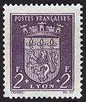 héraldique Lyon