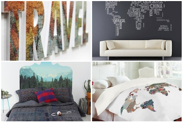 10 Travel-Inspired Decor Ideas
