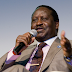NASA LEADER RAILA ODINGA GIVE'S HIS SUPPORTERS THE WAY FORWARD FOR SATURDAY ELECTION