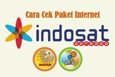 Cek Sisa Paket Internet Indosat Ooredoo