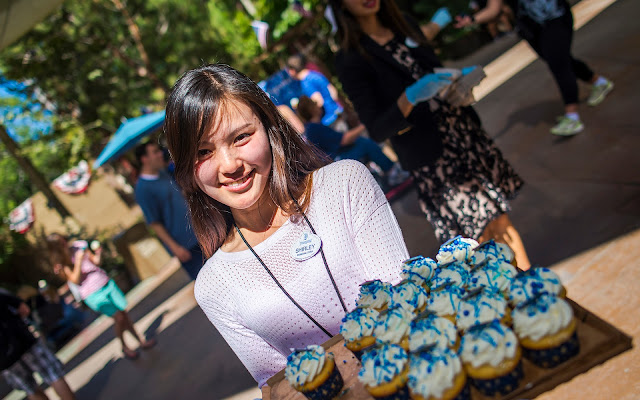 Disneyland Bakery Birthday Cakes