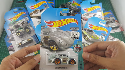 Hot Wheels Zamac Edition Volkswagen Beetle