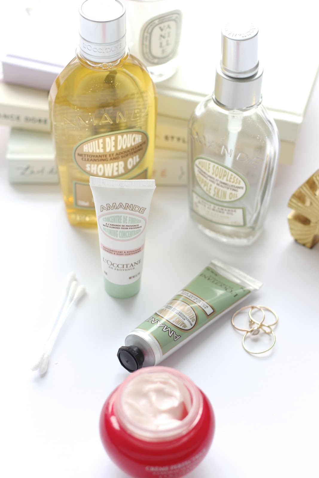 Winter Skin Prep With L'Occitane.