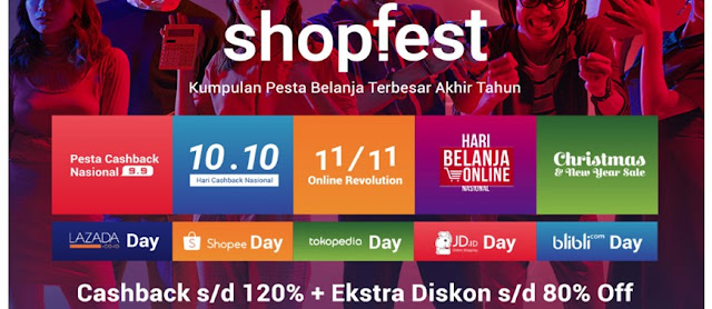 ShopFest 2018 - Blog Mas Hendra