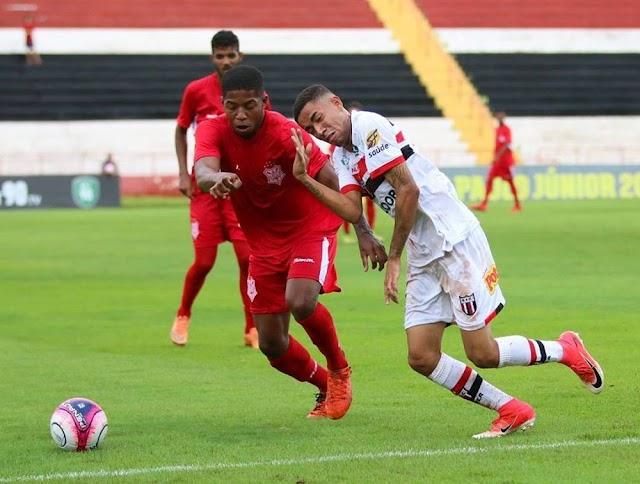 Duas vitórias e um empate: Fogão avança em segundo na Copa São Paulo