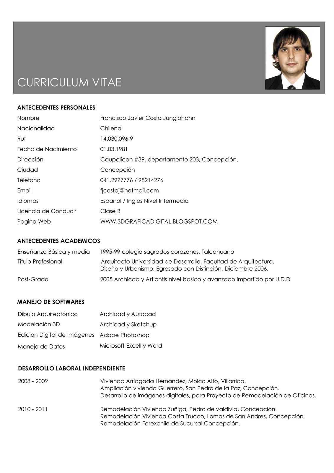 textosterona  textos funcionales  curr u00cdculum v u00cdtae y solicitud de empleo