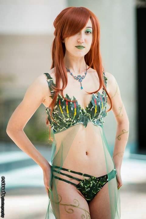 Caroline Knight Poison Ivy