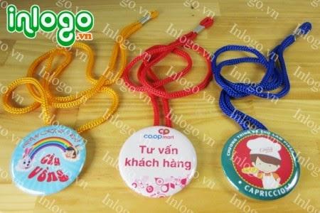 Huy hiệu dây đeo Hà Nội