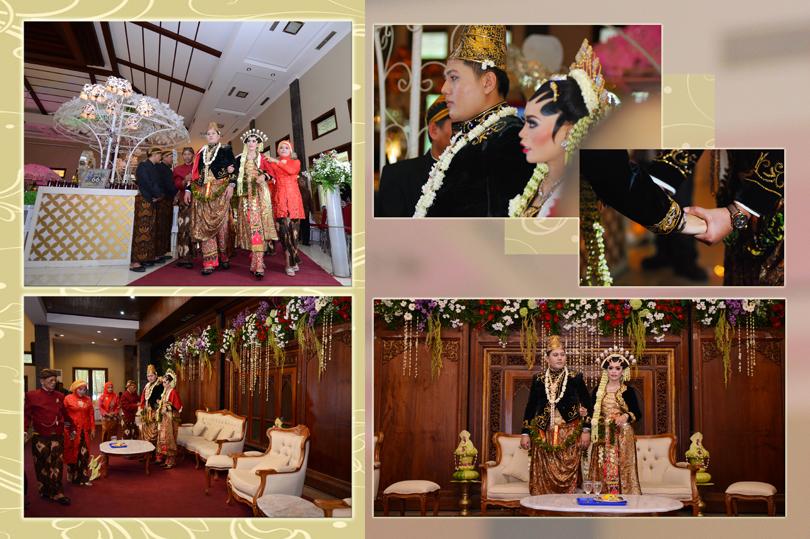 pernikahan pengantin jawa