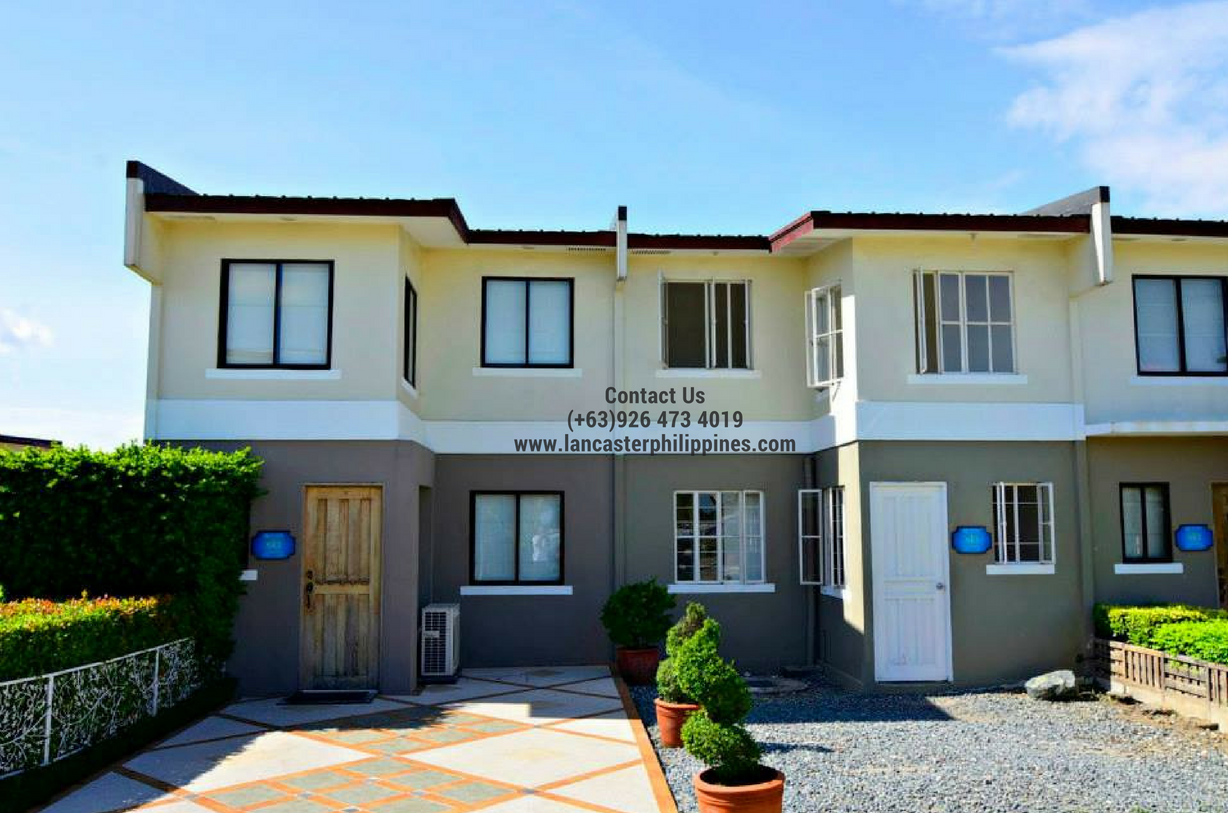 Alice - Lancaster New City Cavite| Affordable House for Sale in Imus-General Trias Cavite