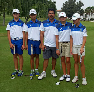 Club de Golf Aranjuez Campeonato España