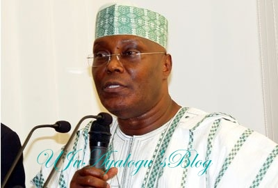 No Other Party In Nigeria Except PDP - See Words, pledges Atiku Made Today At PDP Secretariat