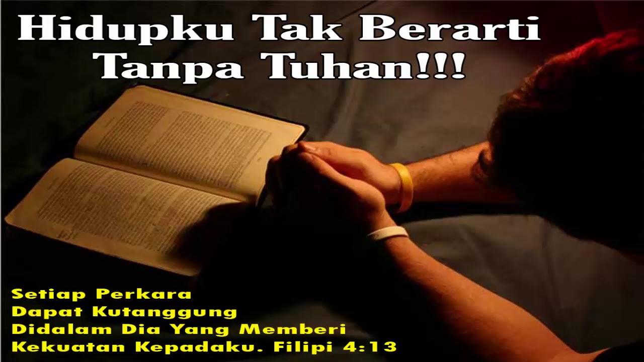 Contoh Doa Pagi Hari Rohani Kristen Yang Baik Dengan