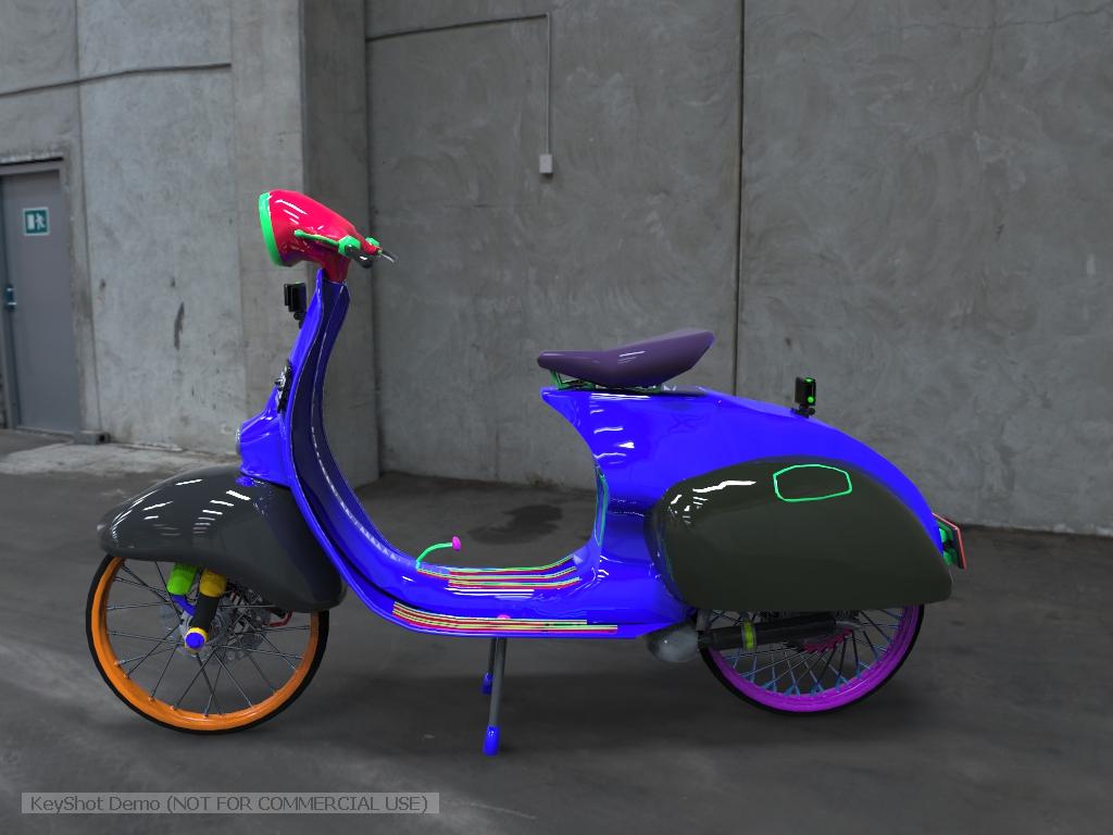 Vespa Super 150 Thailook