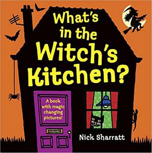 los mejores cuentos y libros infantiles en inglés What's in the witch's kitchen