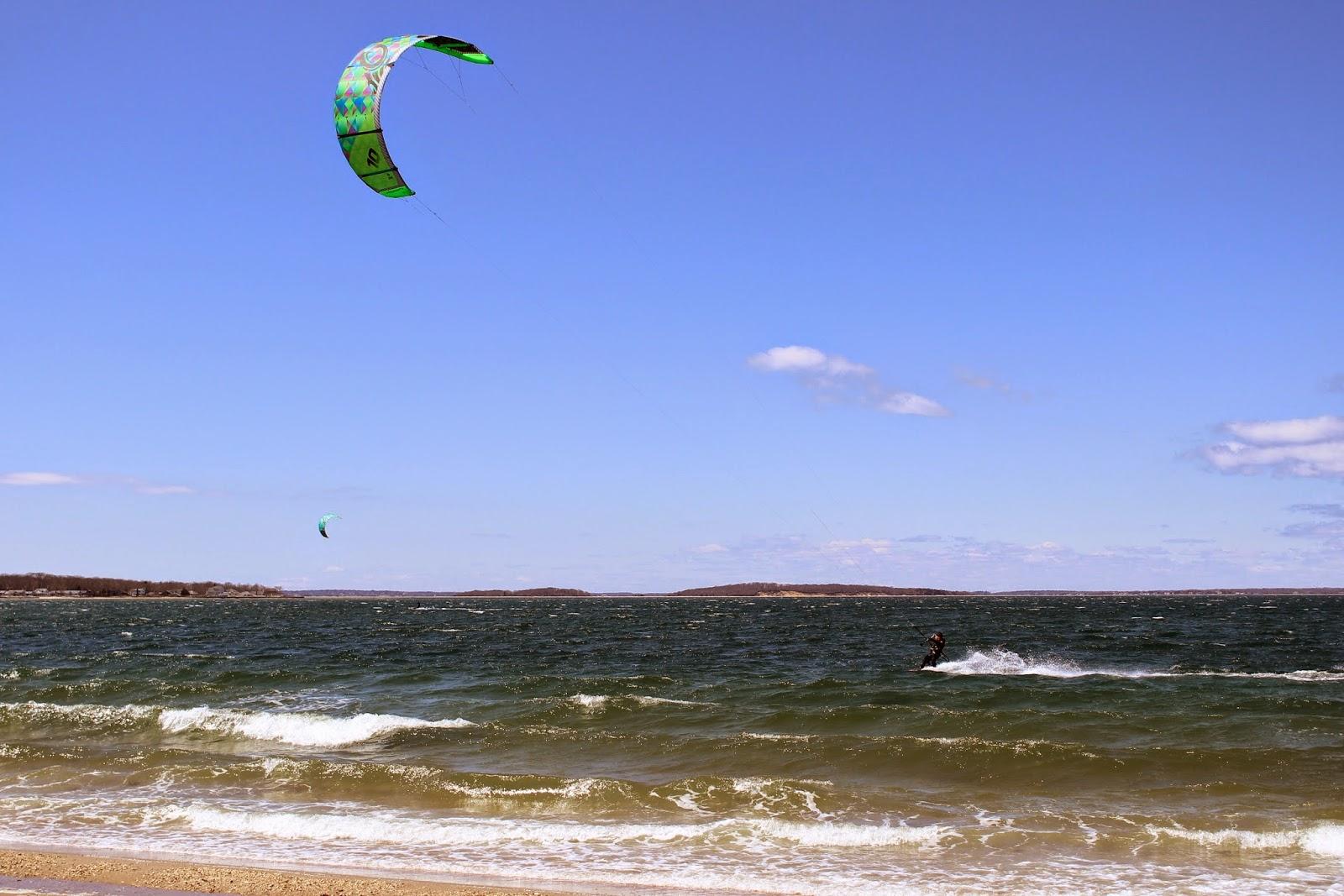 Kite Surf Long Beach