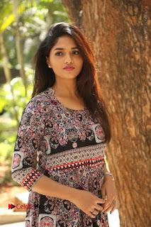 Actress Sunaina Latest Stills in Floral Dress at Pelliki Mundu Prema Katha Trailer Launch  0012.JPG