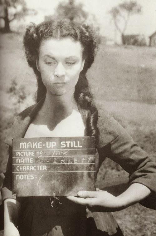 Vivien Leigh Scarlett costume test movieloversreviews.filminspector.com