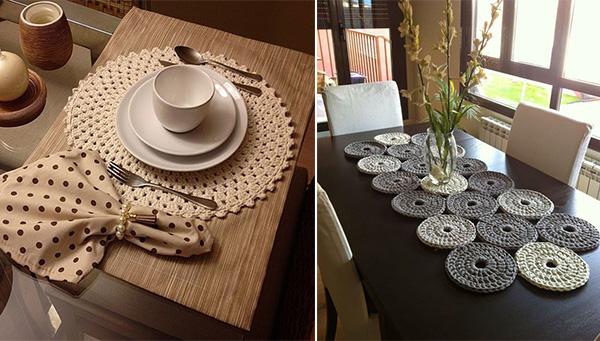 decoracao-moderna-com-croche-caminho-de-mesa-abrirjanela