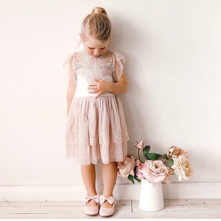 HANDMADE FLOWER GIRL DRESSES AUSTRALIA
