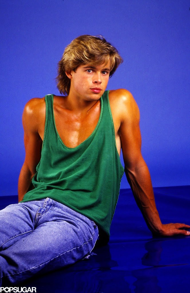 25 Interesting Pictures of Brad Pitt's Photo Shoot in ... Brad Pitts Facebook