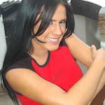 Andrea Rincon, Selena Spice Galeria 30 : Top y Cachetero Rojo, Baby Got Back Foto 36