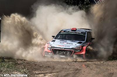 WRC Kennards Hire Rally Australia
