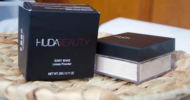 Huda Beauty Easy Bake/ Premieres impressions.