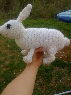 Ravelry: Pixie The Rabbit Amigurumi pattern by StuffTheBody | 320x240