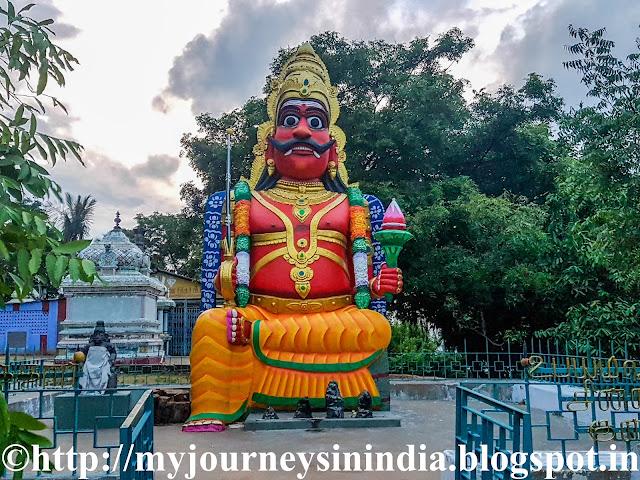 Oothumalai Balasubramanyar Temple Salem