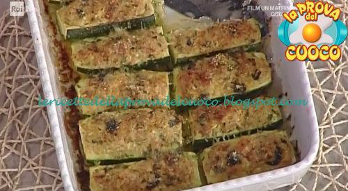 Zucchine ripiene con tonno ricetta Moroni da Prova del Cuoco