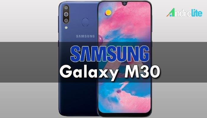 Harga Samsung Galaxy M30