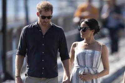 Meghan, Putera Harry dedah sebab umumkan kehamilan ketika lawatan diraja